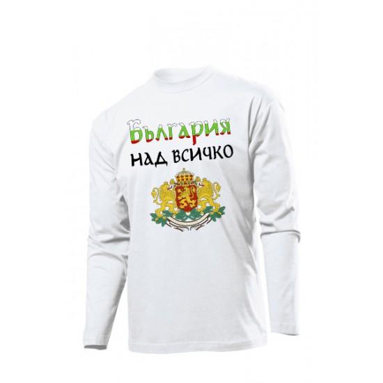 Мъжка блуза - България Над Всичко