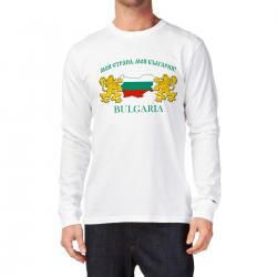 Мъжка блуза - Моя страна, моя България