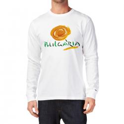 Мъжка блуза - Туристическо лого
