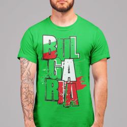 Мъжка тениска България/Bulgaria