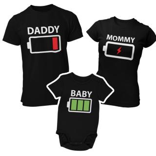 Семейни комплекти тениски