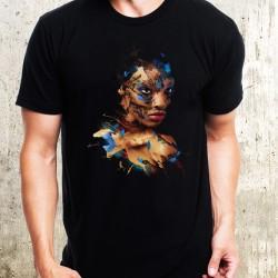 Мъжка тениска - Illustrator