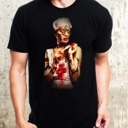 Мъжка тениска - Horror Woman