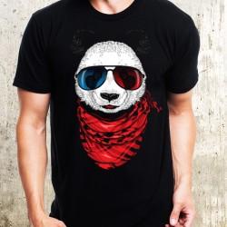 Мъжка тениска - Panda