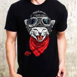 Мъжка тениска - Cat Rock