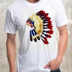 Мъжка тениска - Indian