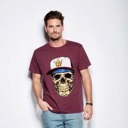 Мъжка тениска - Skull Bandana