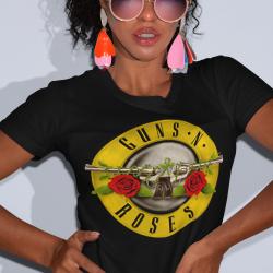 Дамска тениска - GUNS N ROSES