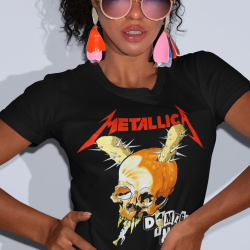 Дамска тениска - METALLICA
