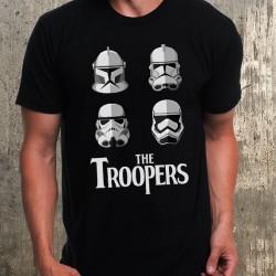 Мъжка тениска - The Troopers