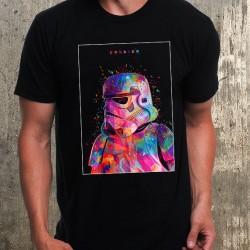 Мъжка тениска - Art Soldier