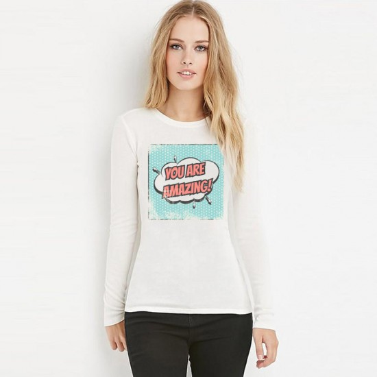 Дамска блуза - AMAZING