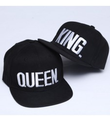 Комплект шапки King & Queen