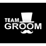 Тениска за ергенско парти - Team Groom 02