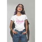 Тениска за моминско парти - Bride Pink Moda