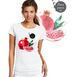 Дамска тениска - POMEGRANATE FRESH