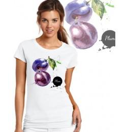 Дамска тениска - PLUM FRESH