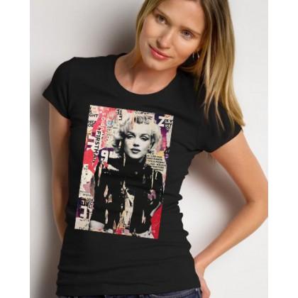 Дамска тениска - MERILYN